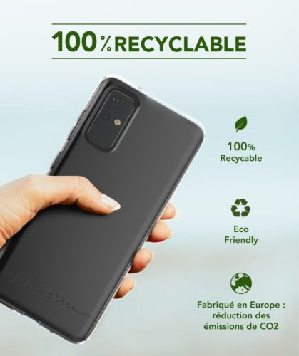 Coque pour Samsung S20 Just Green
