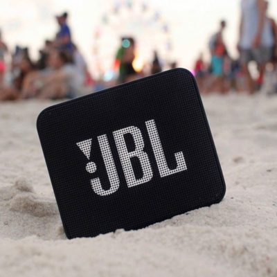 Enceinte Bluetooth JBL Go 2 noire